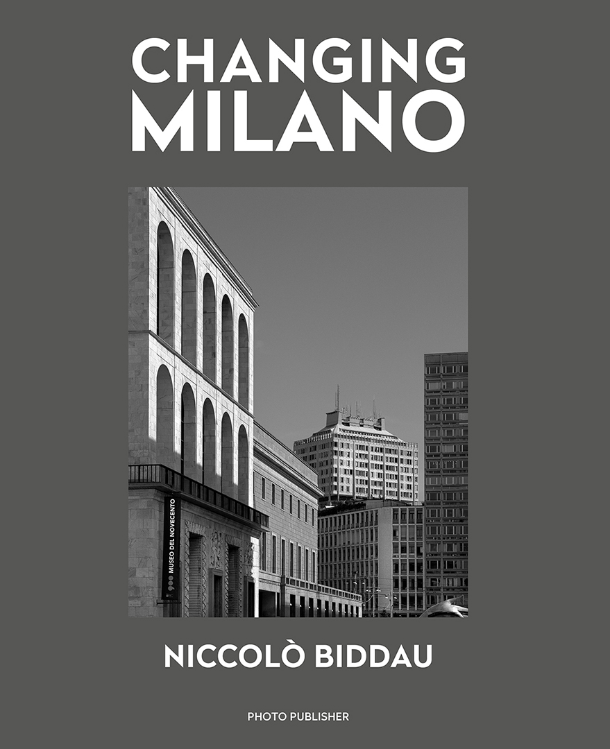 CHANGING MILANO • Cover